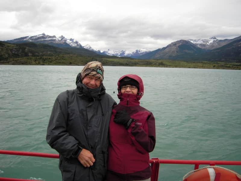 Joy & Frank from Wangaratta, Victoria, Australia