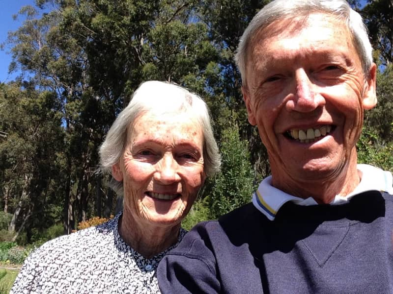 Michael & Veronica from Mittagong, New South Wales, Australia