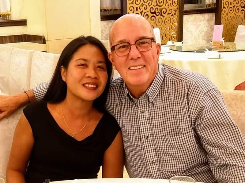 Pete & Lek from Bangkok, Thailand