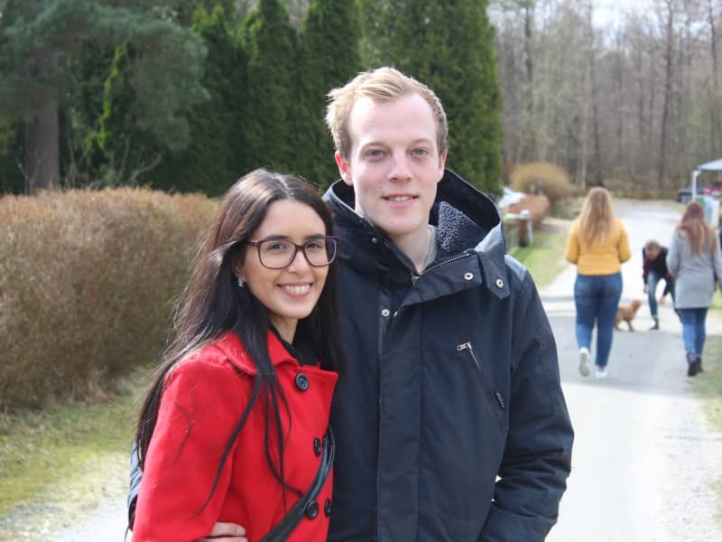 Mariana & Jesper from Colonia del Sacramento, Uruguay