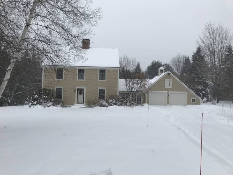 Housesitting assignment in Readfield, Maine, United States