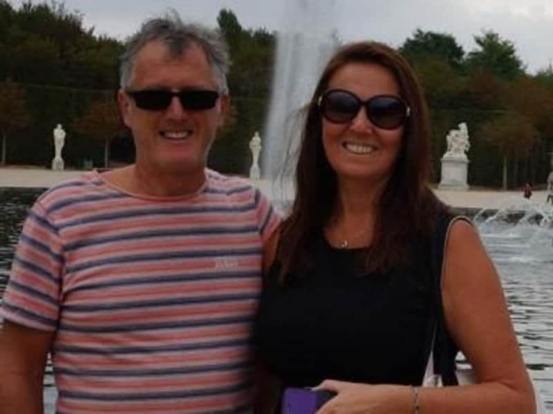 Linda & Charles from Sutton Coldfield, United Kingdom