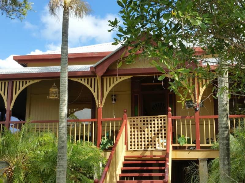 Housesitting assignment in Maryborough, Queensland, Australia