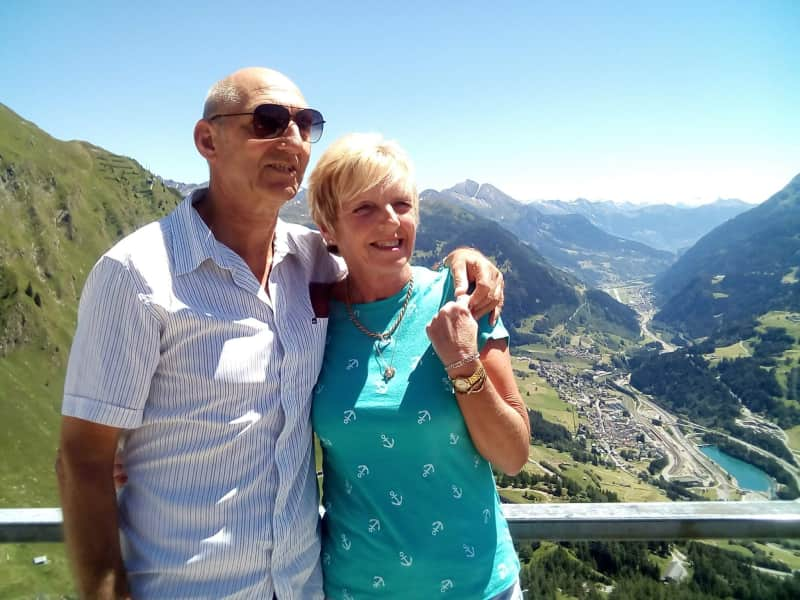 Lynda & Dennis from Cottingham, United Kingdom