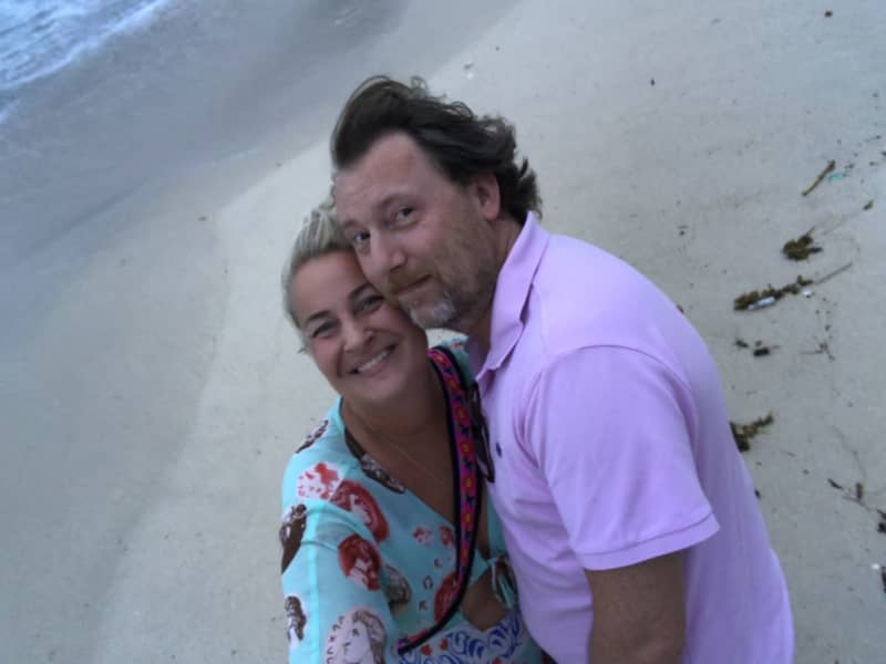 Kirsten & Oliver from Hamburg, Germany
