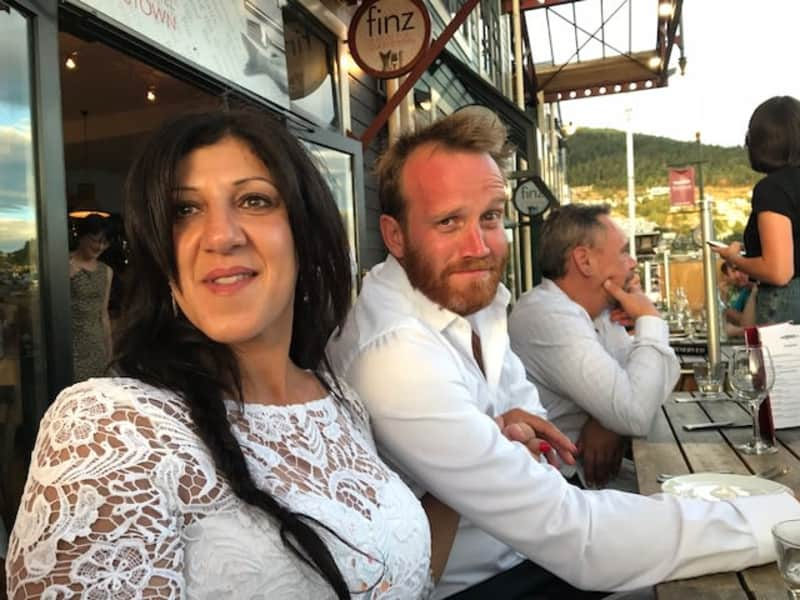 Yann & Dalia from Jaujac, France