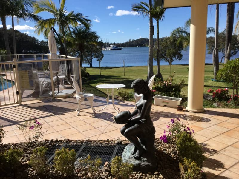 Housesitting assignment in Wyee Point, New South Wales, Australia