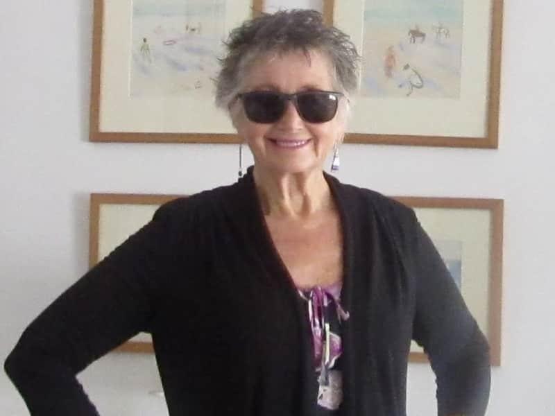 Jackie from Vejer de la Frontera, Spain