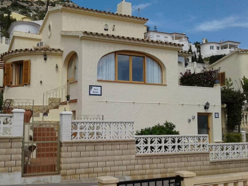 Housesitting assignment in Benissa, Spain