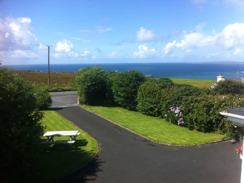 Housesitting assignment in Doolin, Ireland