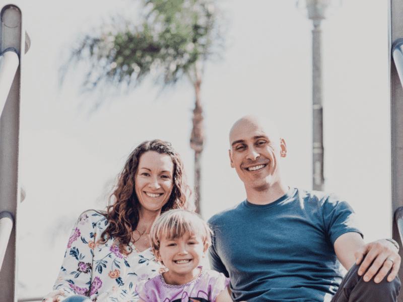 Sarah & David from Long Beach, California, United States