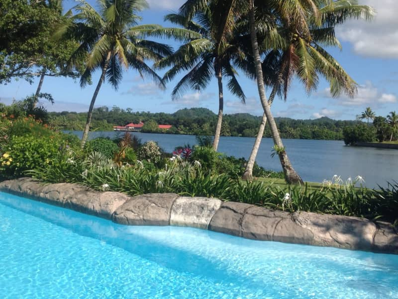 Housesitting assignment in Pacific Harbour, Fiji