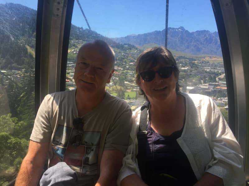 Catherine & Richard from Sheffield, United Kingdom