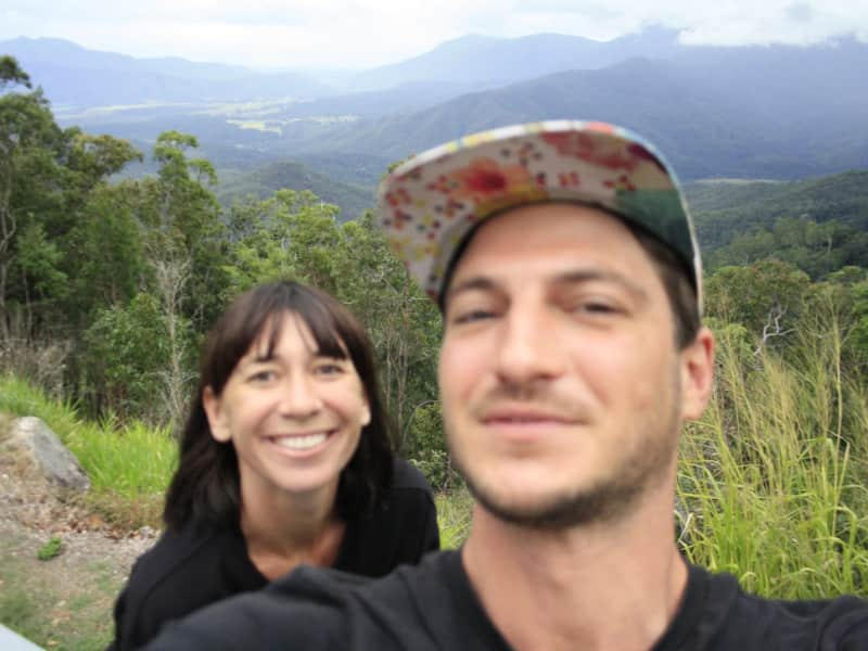 Diana & Tobias from Cairns, Queensland, Australia