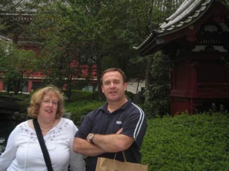 Peter & Annette from Bournemouth, United Kingdom