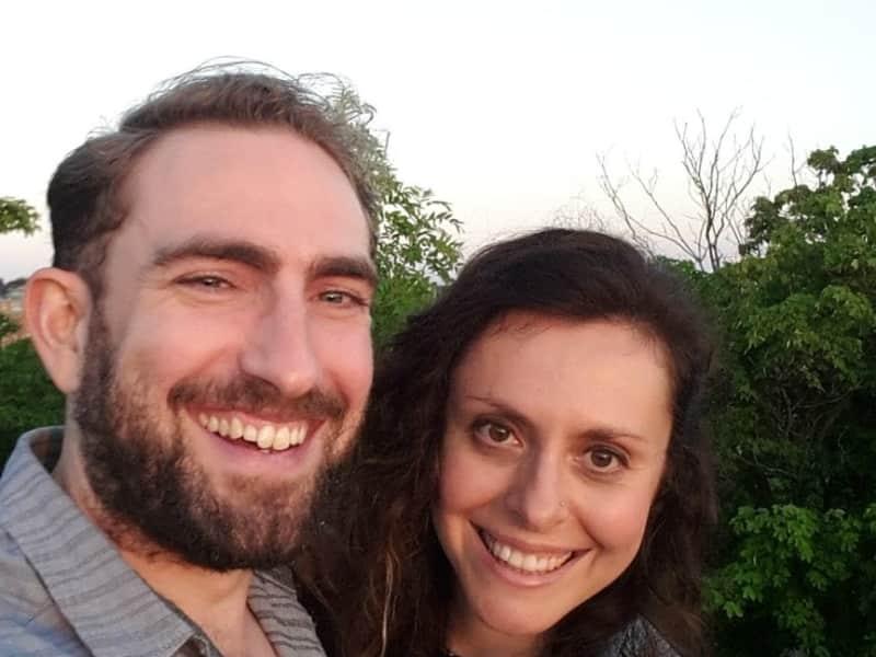 Natalie & Edward from Brighton, United Kingdom