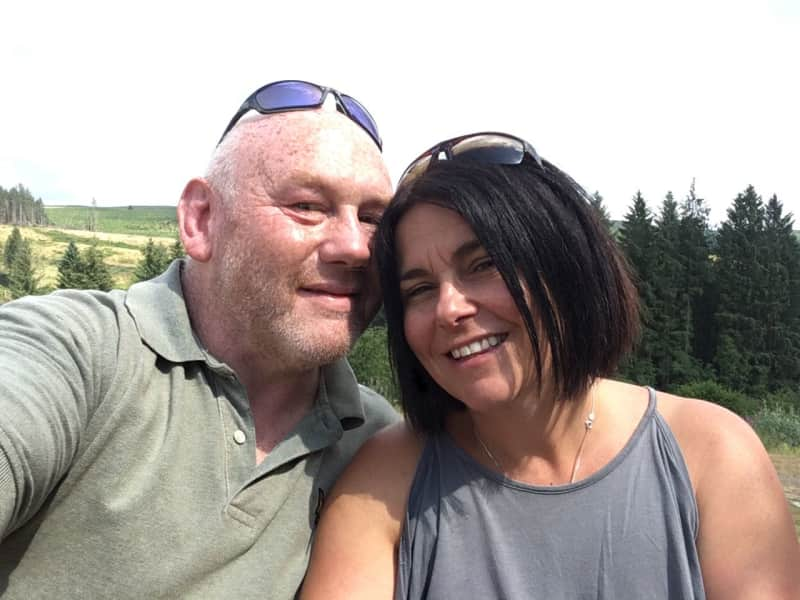Mark & Jo from Caerphilly, United Kingdom