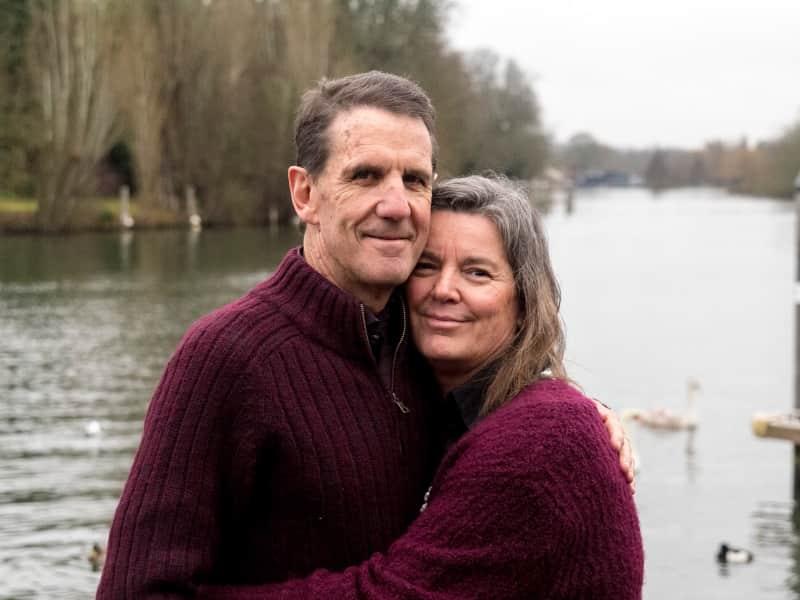 Ian & Sabina from Maidenhead, United Kingdom