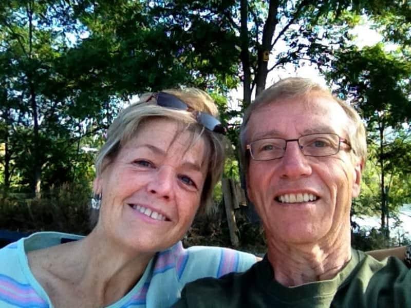 Jean & Brian from Osoyoos, British Columbia, Canada