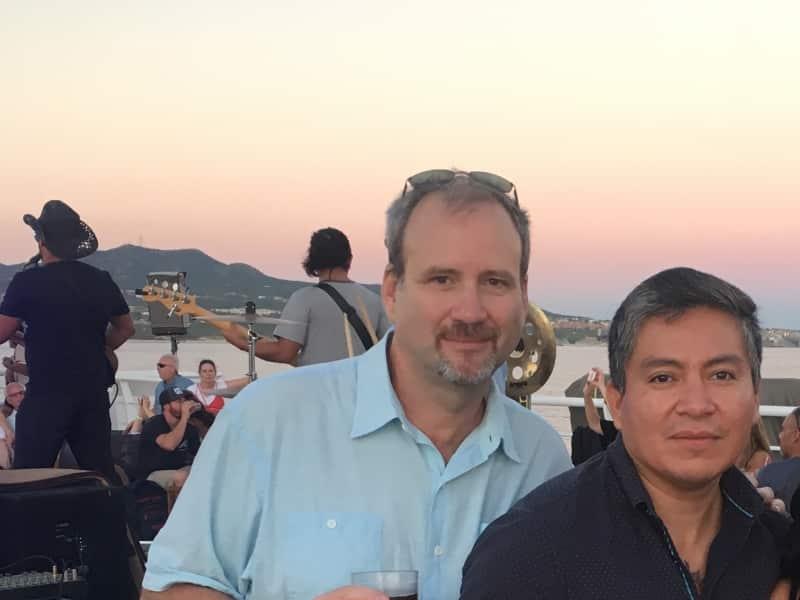 John & Aaron from Cabo San Lucas, Mexico