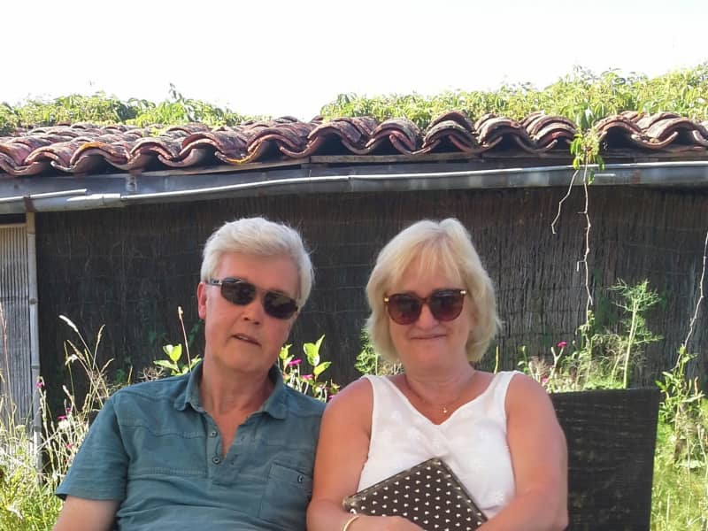 Glenda & Alasdair from Petersfield, United Kingdom