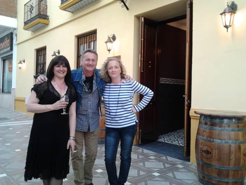 Toni & Imanol from Vélez-Málaga, Spain