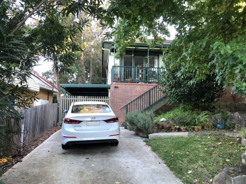 Housesitting assignment in Hornsby, New South Wales, Australia