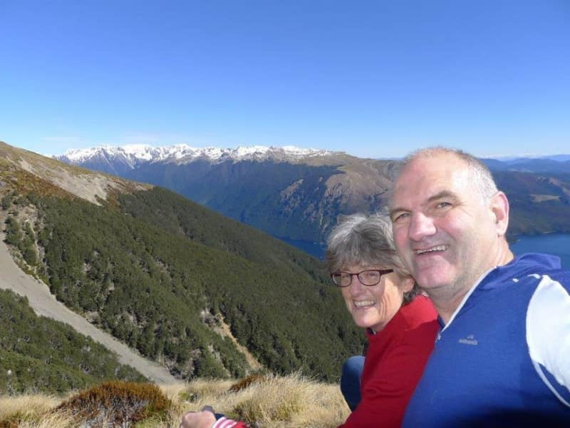 Joy & Wayne from Blenheim, New Zealand
