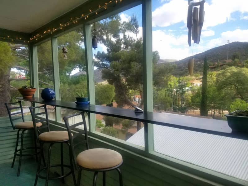 Housesitting assignment in Bisbee, Arizona, United States