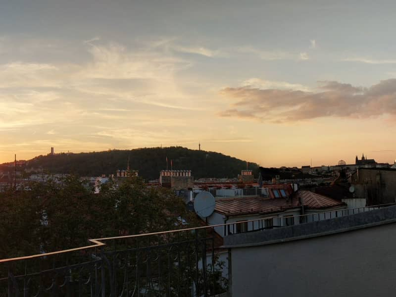 Housesitting assignment in Prague, Czech Republic