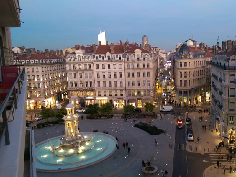 Housesitting assignment in Lyon, France