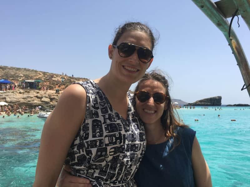 Rachel & Olivia from Port Willunga, South Australia, Australia