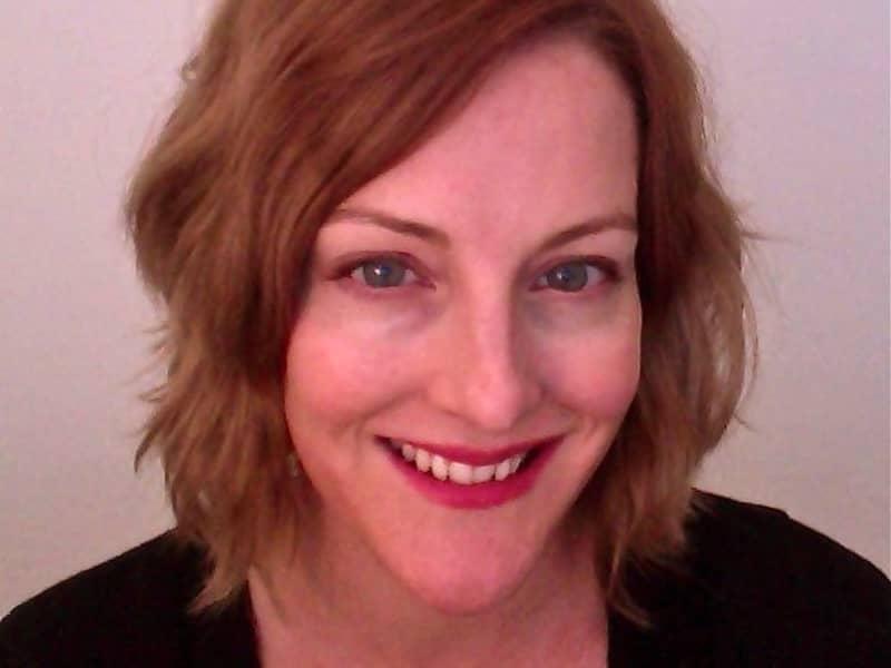 Rebecca from Melbourne, Victoria, Australia