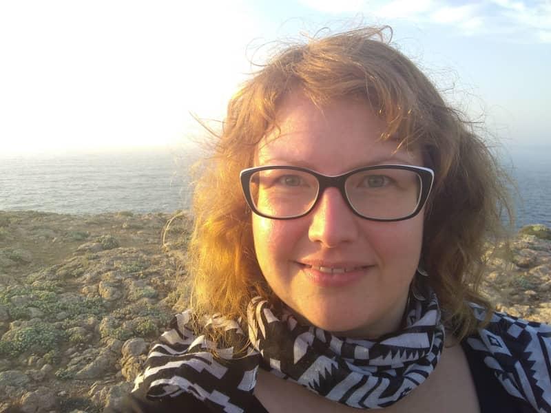 Anja from Groningen, Netherlands
