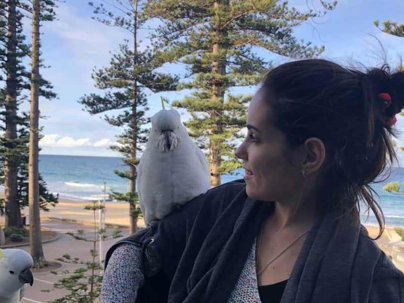 Noelia from Manly, New South Wales, Australia