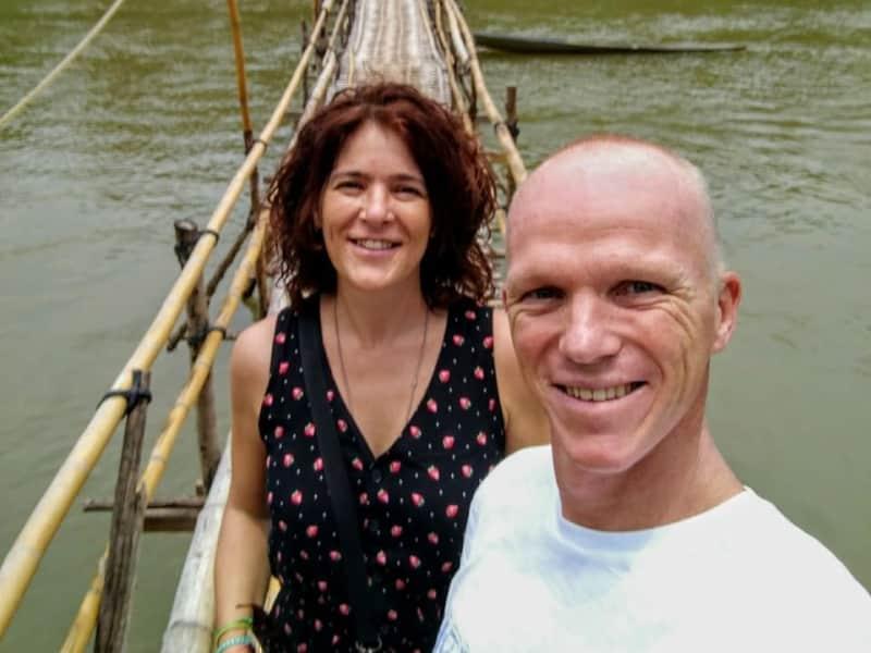 Joanna & Richard from La Ciotat, France