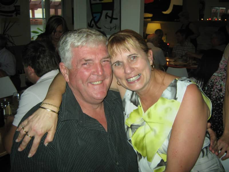 Anthony & Jennifer from Grose Vale, New South Wales, Australia