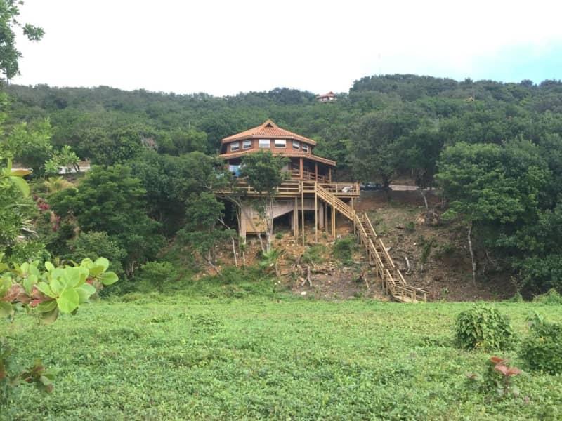 Housesitting assignment in Calabash Bight, Honduras