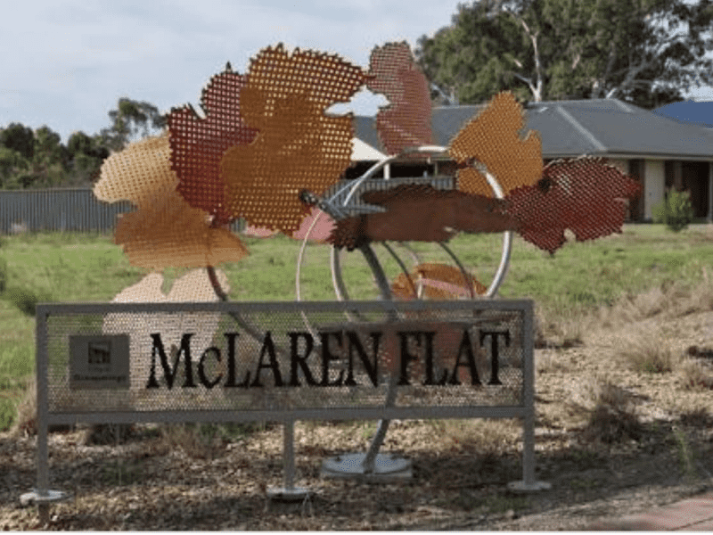 Housesitting assignment in McLaren Flat, South Australia, Australia