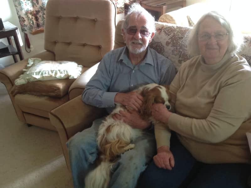 Helen & Dirk from Rossmoyne, Western Australia, Australia