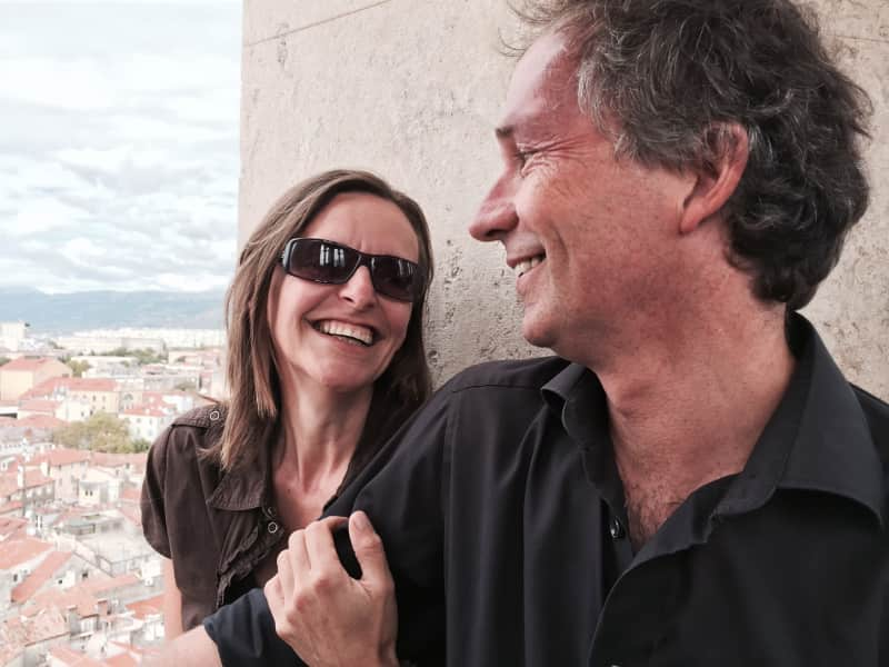 Elke & Johannes from Hamburg, Germany