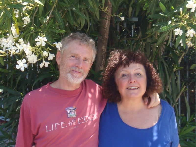 Marian & Marc from Battlement Mesa, Colorado, United States