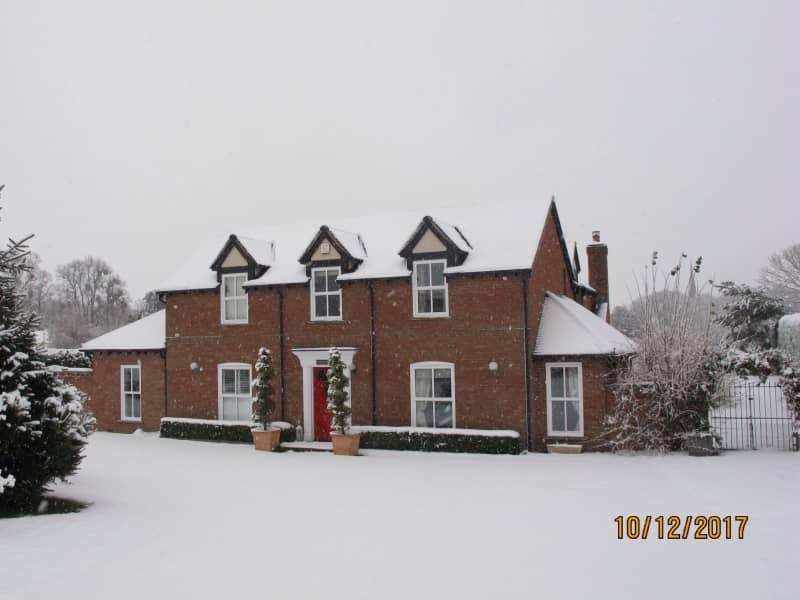 Housesitting assignment in Ombersley, United Kingdom