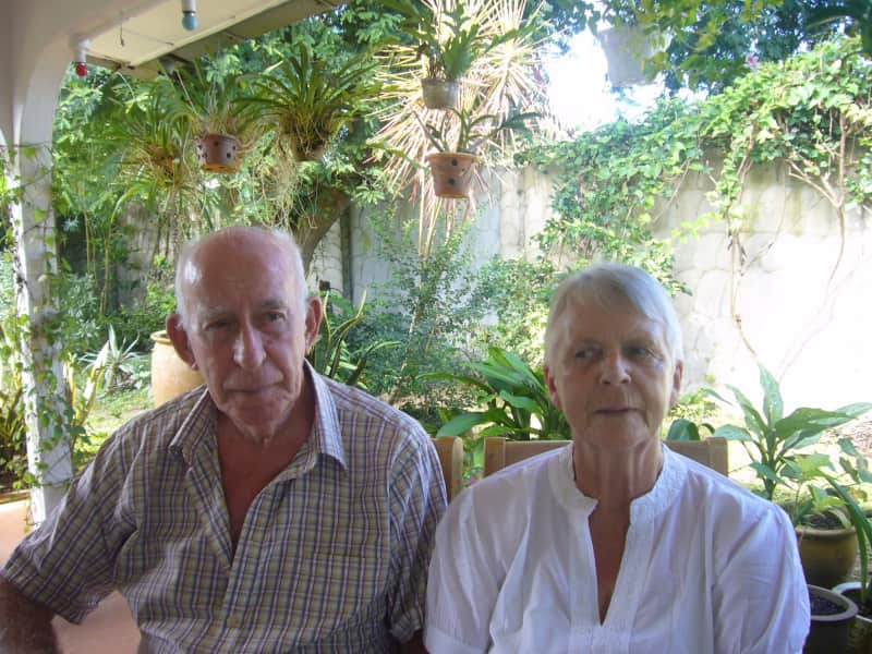 Valerie & Donal from Haverfordwest, United Kingdom