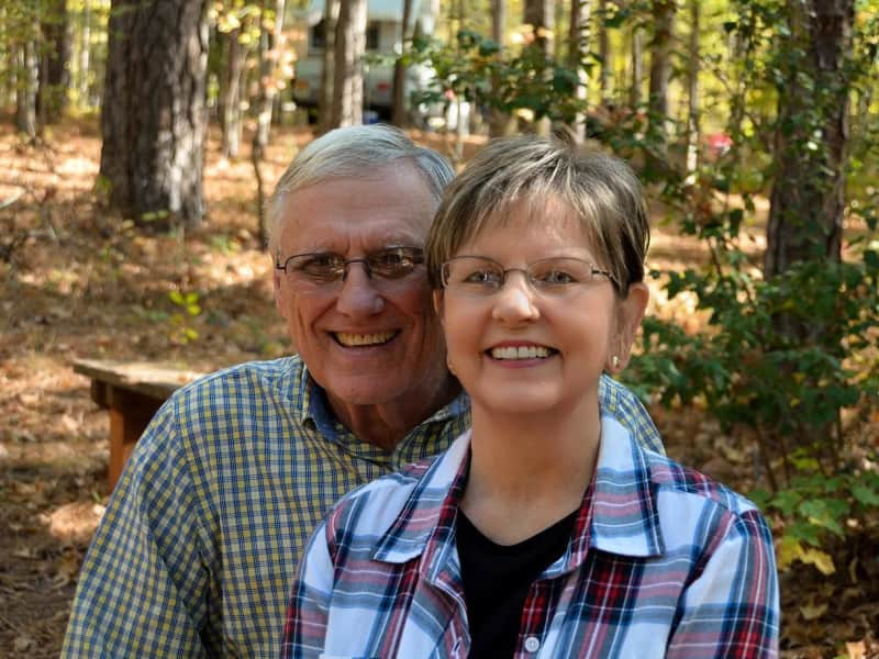 Joyce & Wally from Augusta, Georgia, United States