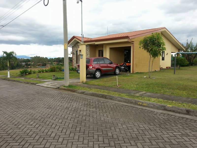 Housesitting assignment in San Roque, Costa Rica
