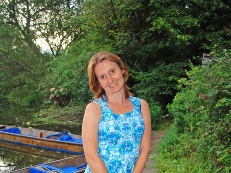 Karen from Huntingdon, United Kingdom
