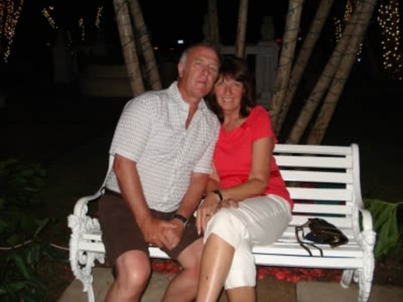 Janette & Derek from Westcliff-on-Sea, United Kingdom