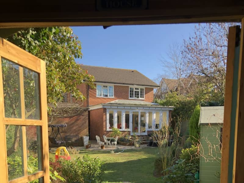 Housesitting assignment in Royal Tunbridge Wells, United Kingdom
