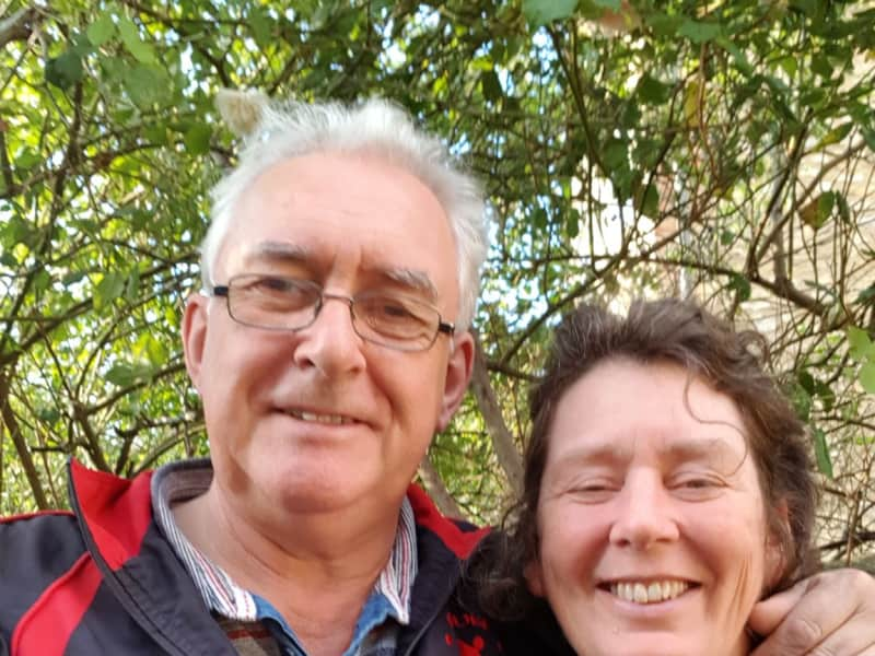 Esther & Ian from Salisbury, United Kingdom